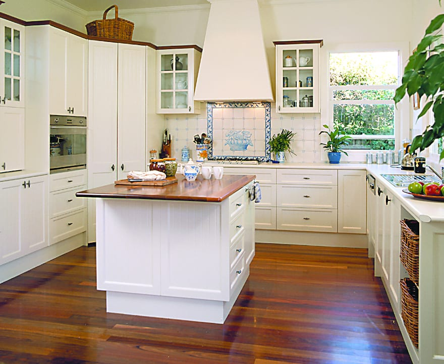 French Kitchen French Provincial